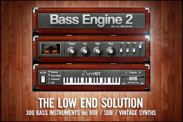 808n bass - Trap Bass - Edm Bass - Plugins - VST - AU