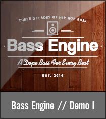 Hip Hop Bass Synth 808 Sub