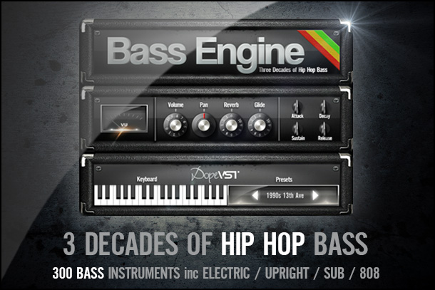 BASS ENGINE – Hip Hop / Bass