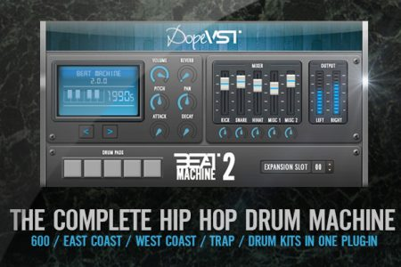 Trap Drums - West Coast Drums - Drill Kits