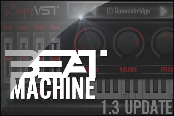 Beat Machine Rap Drum Kits