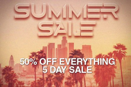 Summer Sale - Birthday Sale - DopeVST - Plugins